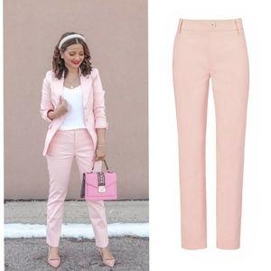 Cabi Pink Grace Trouser Pants Style 5678